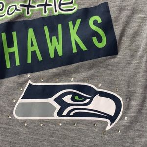 Tops - Seattle Seahawks NFL Tank Top